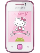 Samsung Galaxy Y Hello Kitty S5360