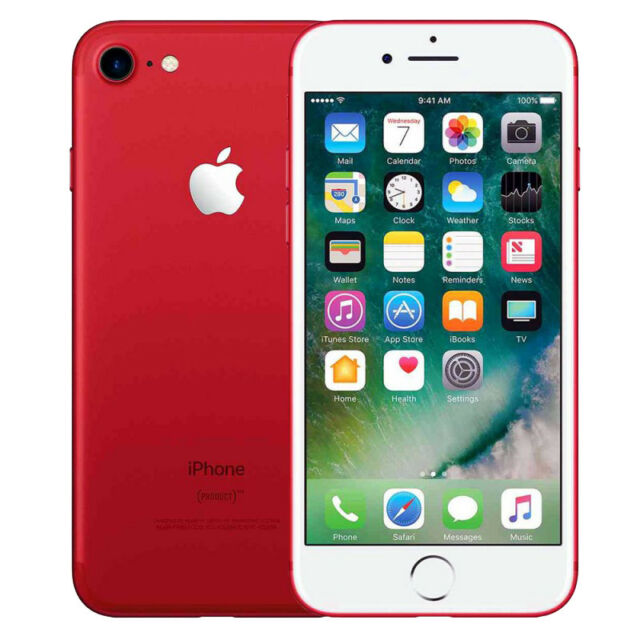 Apple iPhone 7 128GB (PRODUCT)RED